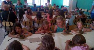 Otroci na Debelem rtiču
